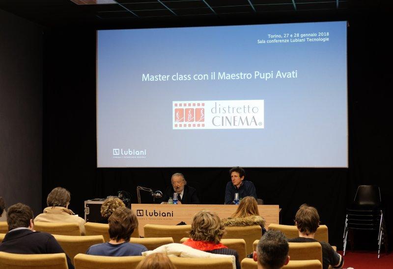 Conferenza stampa Pupi Avati 1