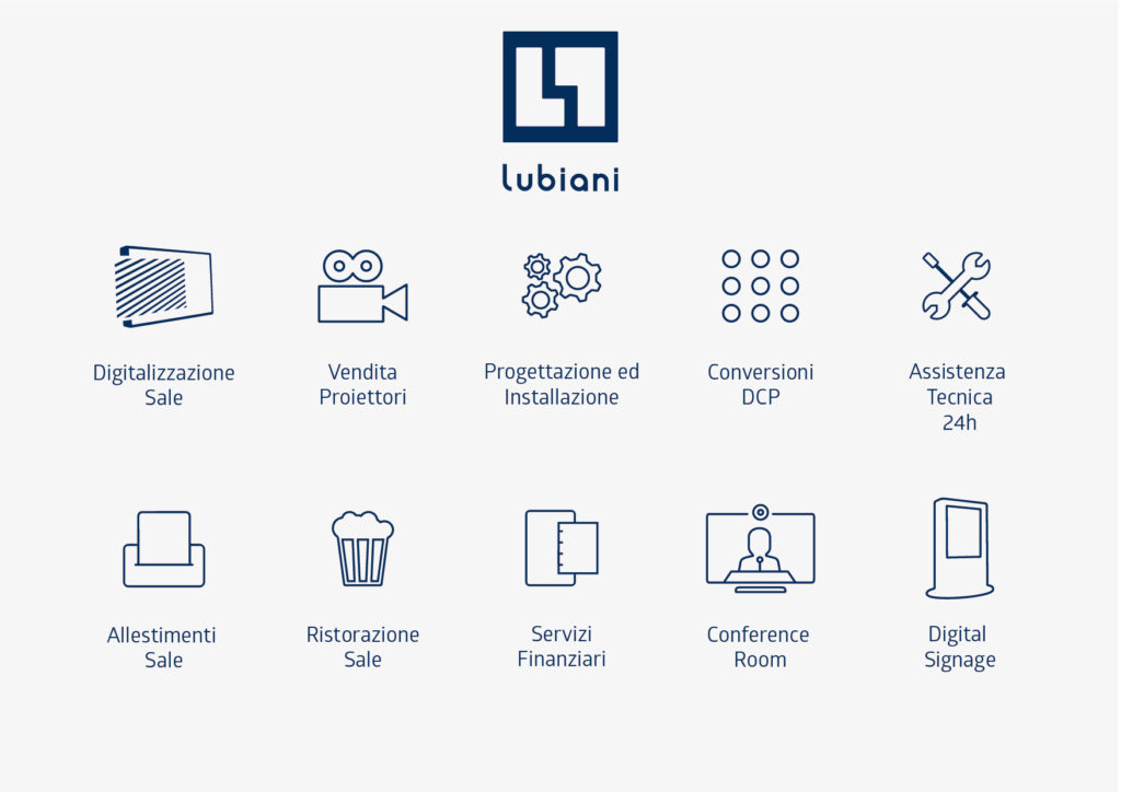 Icons Lubiani '16